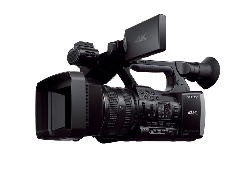 Sony-FDR-AX1